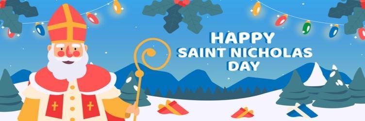 Bannière de Saint Nicolas